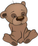 Bear cub.Cartoon Stock Images