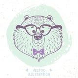 Bear cute Stock Image