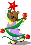 Bear dancing 23 Stock Photo