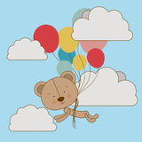 Bear design Royalty Free Stock Photos