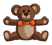 Bear Doll Stock Photography