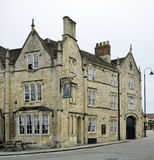 The Bear Hotel, Chippenham Stock Photography