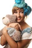 Bear hug Royalty Free Stock Photography