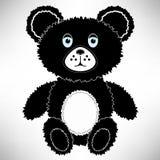 Bear Icon Stock Image