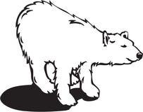 Bear Illustration. Line Art Illustration of a Bear vector illustration