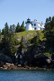Bear Island Lighthouse Royalty Free Stock Photography