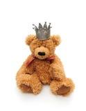 Bear king Royalty Free Stock Photos