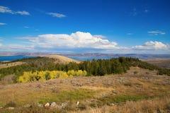 Bear lake. Utah - Idaho border, USA stock photos