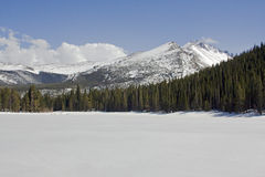 Bear Lake , Co. Royalty Free Stock Photo