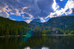 Bear Lake Colorado Royalty Free Stock Photography