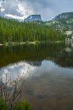 Bear Lake Colorado Stock Photo