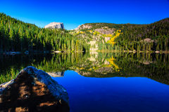 Bear Lake at Dawn Royalty Free Stock Photos