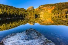 Bear Lake Stock Image