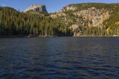 Bear Lake, Rocky Mountain National Park. Colorado, USA Stock Photo
