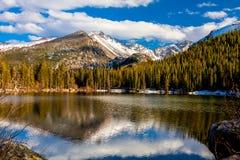 Free Bear Lake. Rocky Mountain National Park In Coloradok Colorado Stock Images - 97307004
