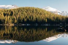 Bear Lake, Rocky Mountains, Colorado, USA. Stock Images