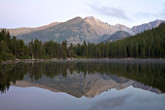 Bear Lake at Sunrise Royalty Free Stock Photography