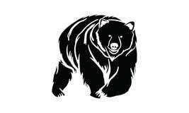 Bear Logo Royalty Free Stock Image