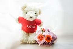 Bear in Love Stock Photos