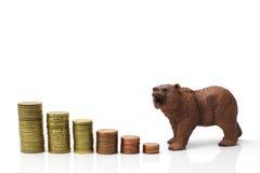 Bear market Stock Photos