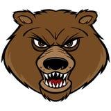 Bear Mascot Royalty Free Stock Image