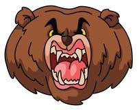 Bear Mascot Stock Photography