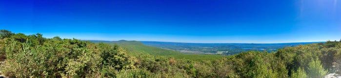 Bear Mountain-Ansichten Lizenzfreie Stockfotografie