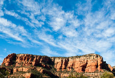 Bear Mountain Sedona Royalty Free Stock Photos