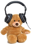 Bear Music Royalty Free Stock Photography