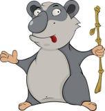 Bear. Panda. Cartoon Royalty Free Stock Photo
