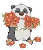 Bear. Panda. Cartoon Stock Photos