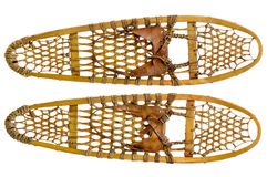 Free Bear Paw Snowshoes Stock Photography - 48990242