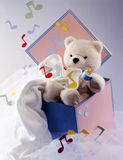 Bear peluche Stock Image