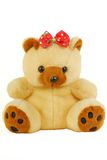 Bear plush toys Royalty Free Stock Image