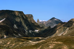 Bear's Tooth Peak Royalty Free Stock Image