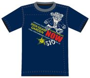 Bear Silk t-shirt design Royalty Free Stock Photo