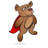 Bear Superhero Royalty Free Stock Image