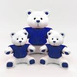 Bear toys Stock Photos