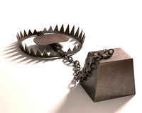Bear Trap Stock Photos