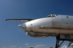 Bear. TU-95 Stock Image
