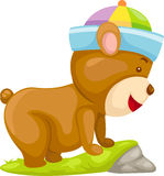 Bear vector Royalty Free Stock Images