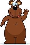 Bear Waving Stock Images