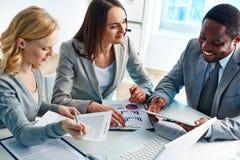 Bearbeiten Sie Planung Lizenzfreie Stockfotos