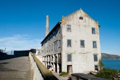 Bearbeiten Sie System bei Alcatraz Stockfotografie