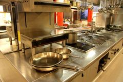 Bearbeitet Küche Lizenzfreie Stockfotografie