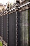 Bearbeiteter Zaun Stockbilder