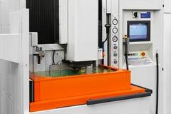 bearbeta med maskin för laser Royaltyfria Bilder