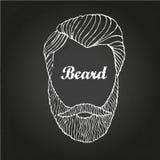 Beard 1 Royalty Free Stock Photos