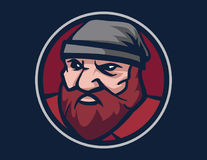 Beard man  Stock Image