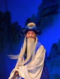 "Bearded elder- Beijing Opera"" Women Generals of Yang Family"" Royalty Free Stock Photos"